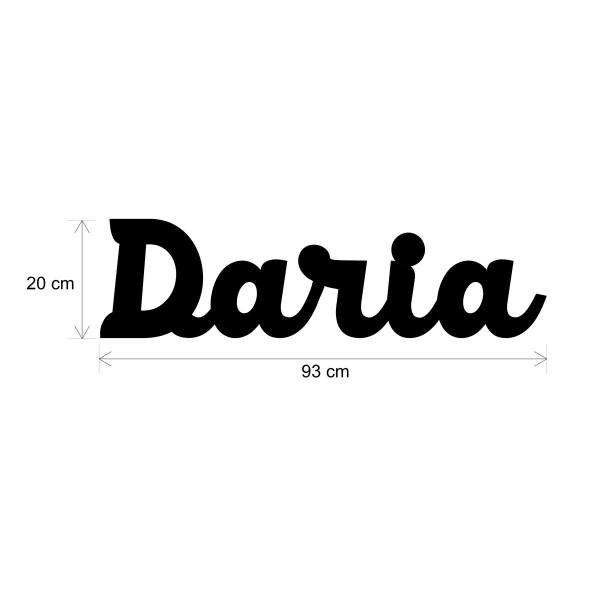 Atelier Urody Daria Bąk Home: Decor Nume Daria Debitat Laser