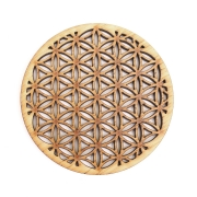 Suport pahar / Coaster Flower of Life