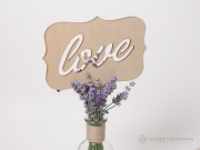 Paleta decor love S